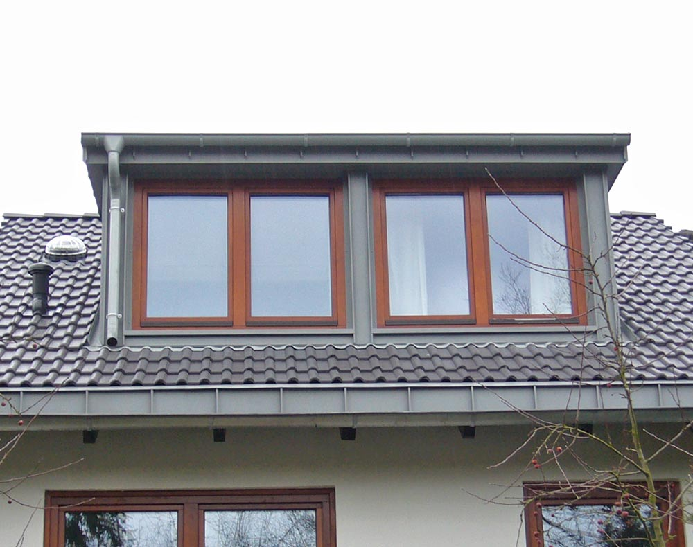 Für ein Maximum an Licht im Dachgeschoss