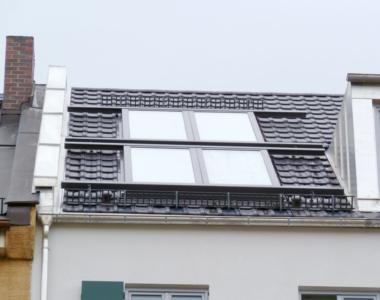 Das Lideko Premium Dachfenster als strukturierendes Dachelement
