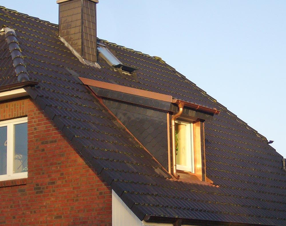 Die Auswahl der richtigen Gaube für das richtige Dach
