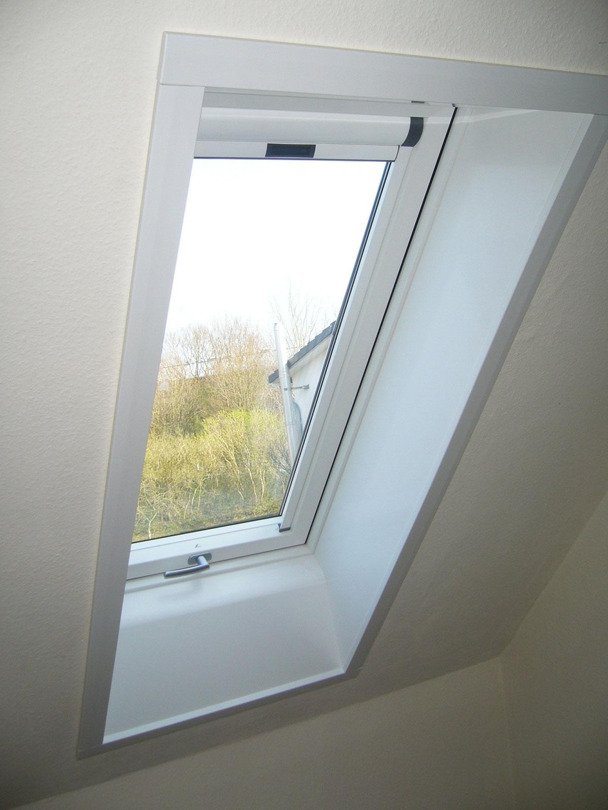 Dachfenster nachher
