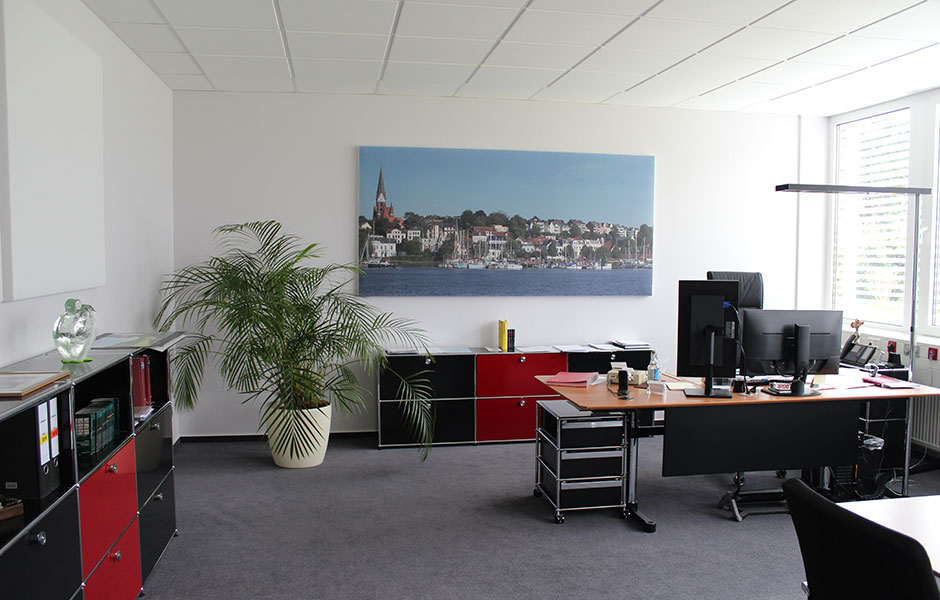 Raumakustik Wand Foto