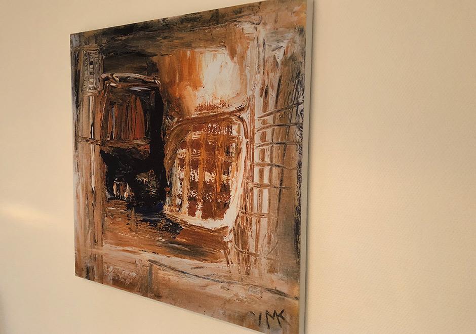 Raumakustik Gemälde